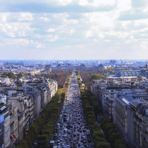 Cuarenta días de innovación para construir ciudades más seguras