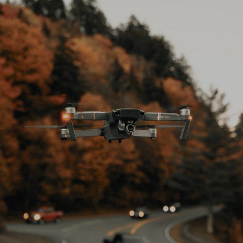 Drones para proteger las ciudades: beneficios y desafíos