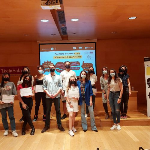 El proyecto LOUD llega a su fin en L'Hospitalet de Llobregat